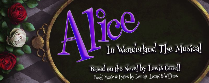 Alice In Wonderland The Musical Poster