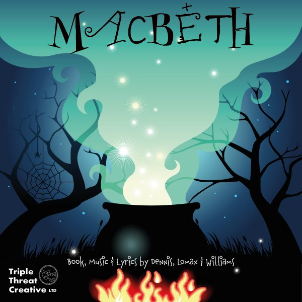 Macbeth musical poster
