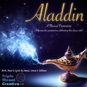 Aladdin Musical Poster